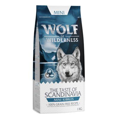 """Wolf of Wilderness - MINI Kroketten (""""The Taste Of"""""""