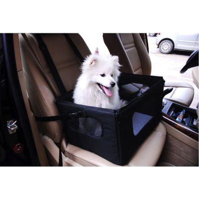 Autositz für kleine Hunde