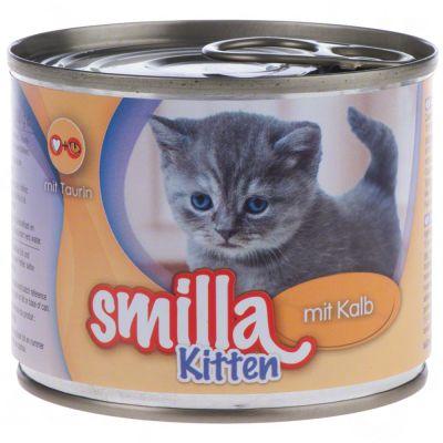Smilla Kitten 6 x 200 g