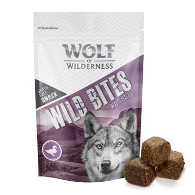 Wolf of Wilderness Snack - Wild Bites 180 g